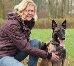 Baukje Iven Lid sinds 2014 Hond: Elien Astra van Goeden Huize Ras: Mechelse Herder Certificaat: VZH