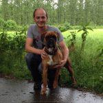 Thomas Theunisse Lid sinds 2016 Hond: Sixx (Hannes van Wordanis) Ras: Boxer Certificaat: