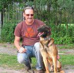 Theo Vliegenberg Lid sinds 1987 Hond: Havana van het Groot Wezenland Ras: Mechelse Herder Certificaat: VZH